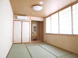 和室はお茶会等ご利用していただけます。